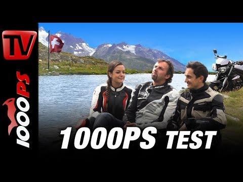 1000PS Test - Triumph Street Triple R gegen das Topmodell RS - wieviel Streety braucht man?