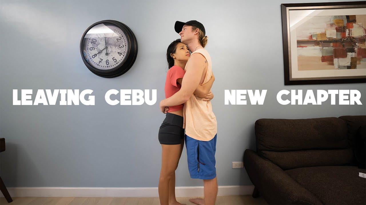 FILIPINA GIRLFRIEND LEAVING Cebu For UNIVERSITY in Mindanao (Cagayn De Oro)