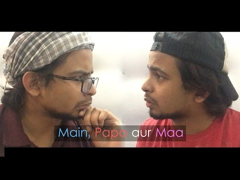 Main, Papa aur Maa - A Mother's Day Special | Nick Arya TV - Comedy