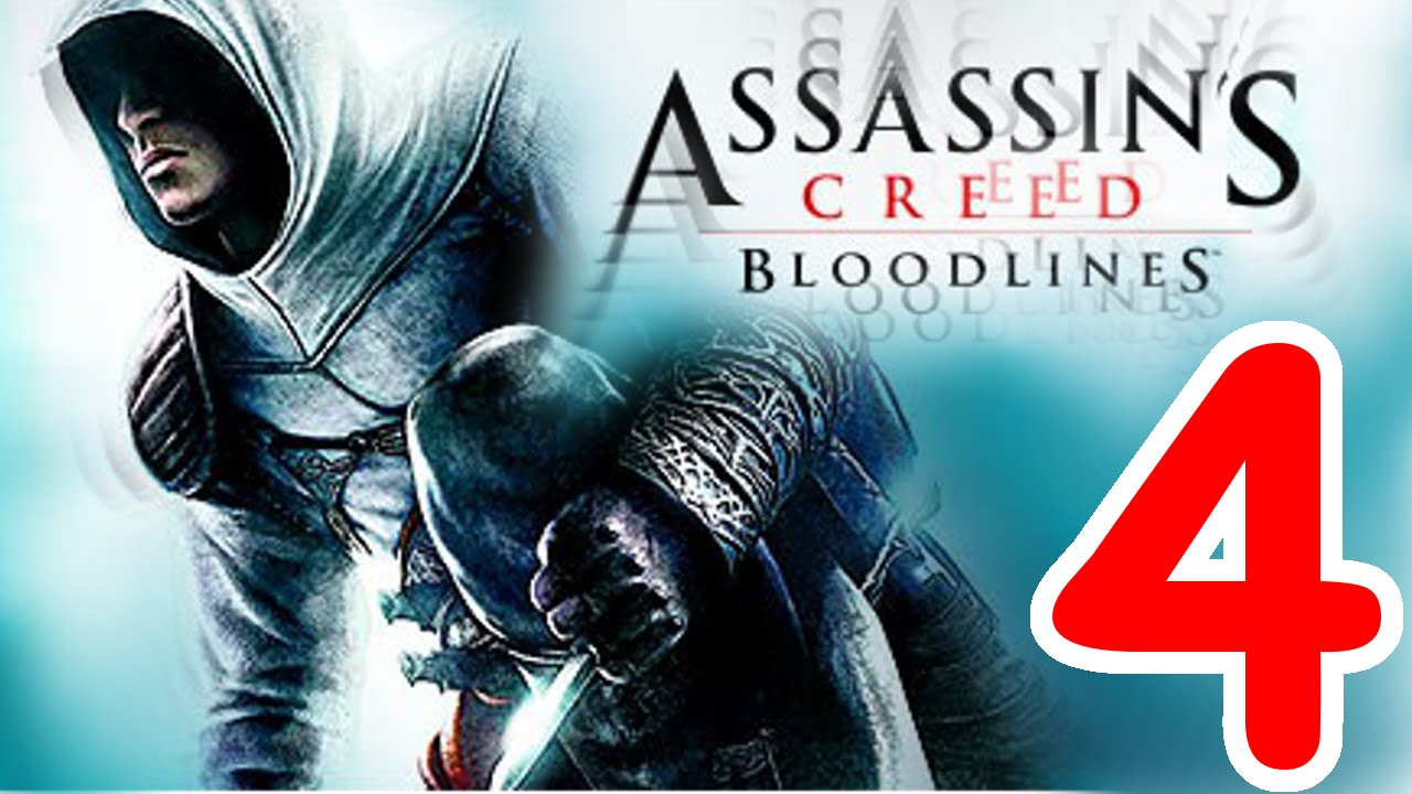 Assassin S Creed Bloodlines Memory Block 4 Hd Psp
