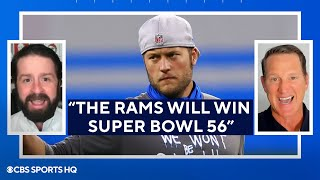 How to Make tнe Rams Super Bowl Contenders | CBS Sports HQ