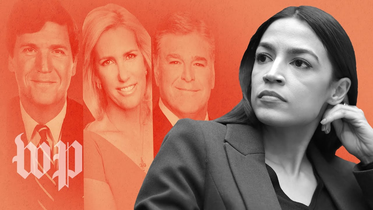 Is Fox News 'obsessed' with Alexandria Ocasio-Cortez?