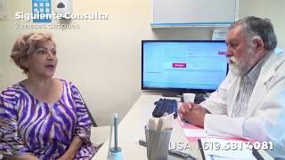 Paciente con lupus, artritis y fibromialgia, mejorando con tratamiento en Hospital México