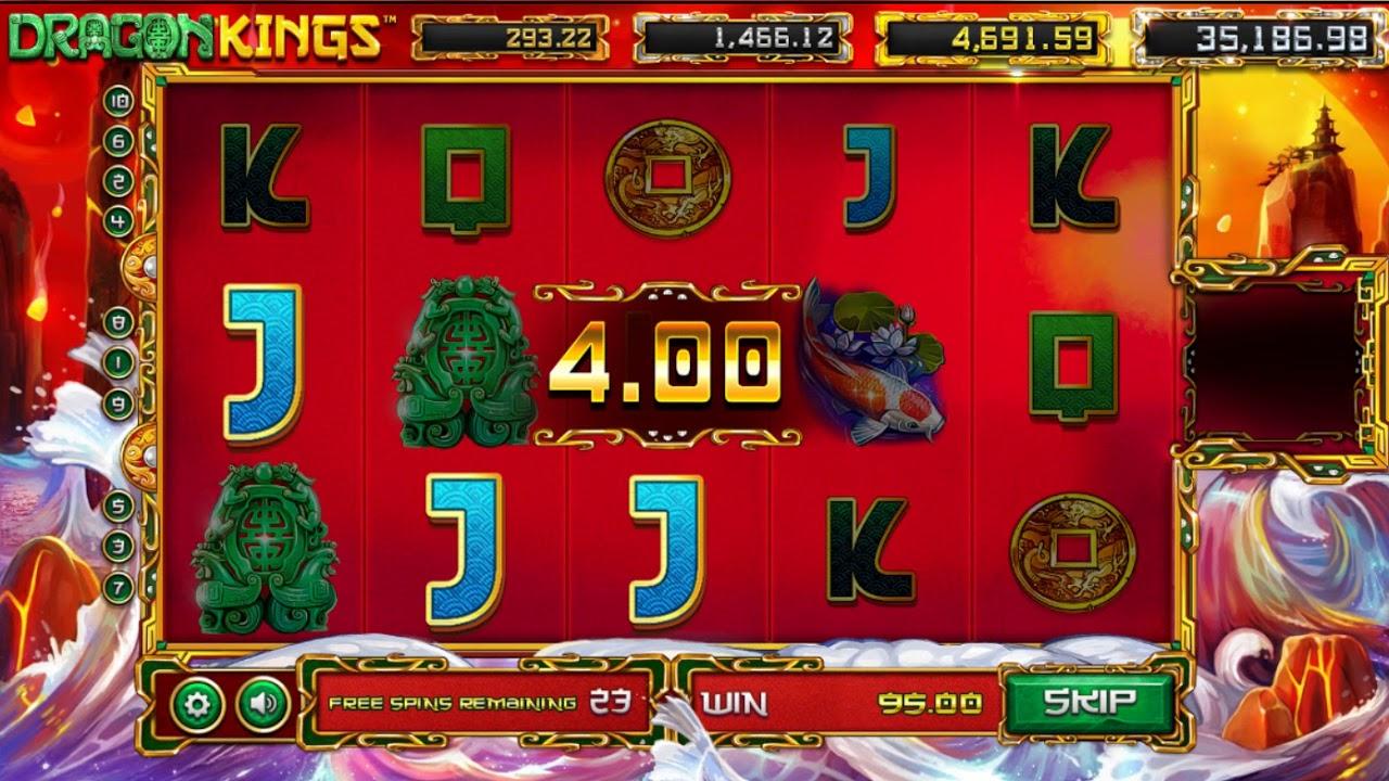 dragons deep описание игрового автомата