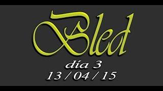 Trieste + Eslovenia + Venecia, Abril´15 - Día 3 (2 de 5) - Bled (Eslovenia)