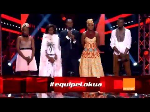 Replay épreuve ultime 2 - Equipe Lokua | The Voice Afrique francophone 2016