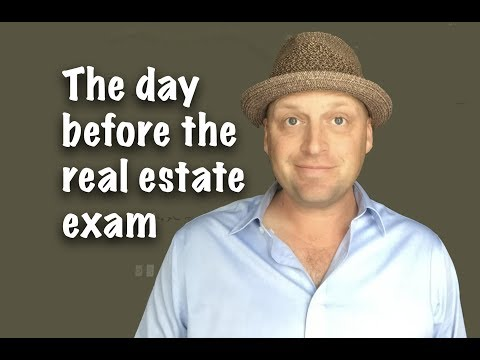 Laws of Agency - Real Estate Exam: Review The Day Before The