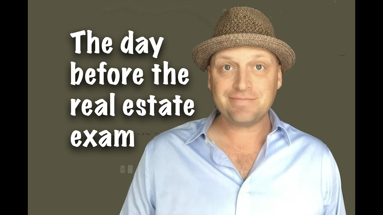 Laws of Agency - Real Estate Exam: Review The Day Before The Exam