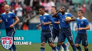 MNT vs. Iceland: Highlights - Jan. 31, 2016