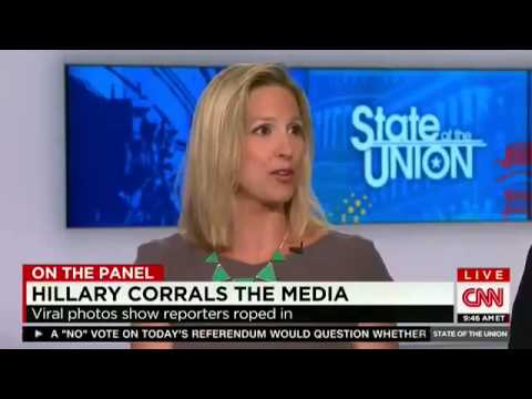 CNN Tapper over Clinton Media Rope: Republicans Love It 'Cause They Hate Us More Than Her