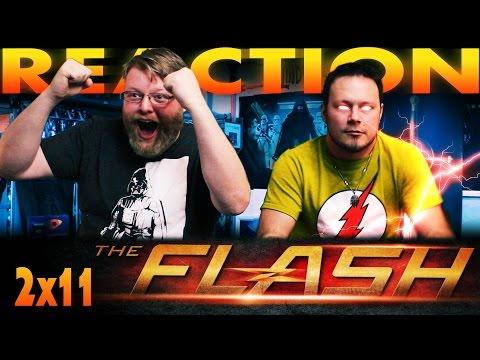 "The Flash 2x11 REACTION!! ""The Reverse-Flash Returns"""