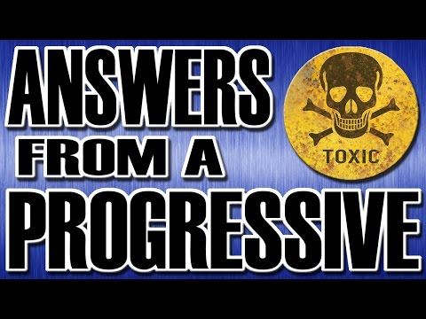 Answers From A Progressive