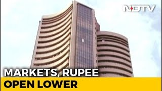 Sensex Down Over 50 Points, Nifty At 10,781