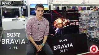 Обзор Sony BRAVIA OLED в «М.Видео»