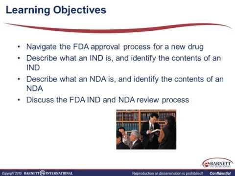 FDA Drug Approval Process Trailer