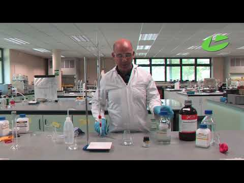 06 Determine The Total Hardness Of A Water Sample Using EDTA