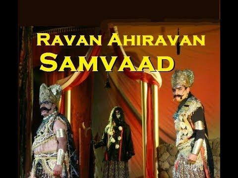 Rawan Ahirawan Samvaad by Samvaad Theatre Group Ravan Raavan