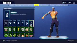 I'll show you all my skins, pickaxes, gliders and insets in Fortnite!!!!! #1