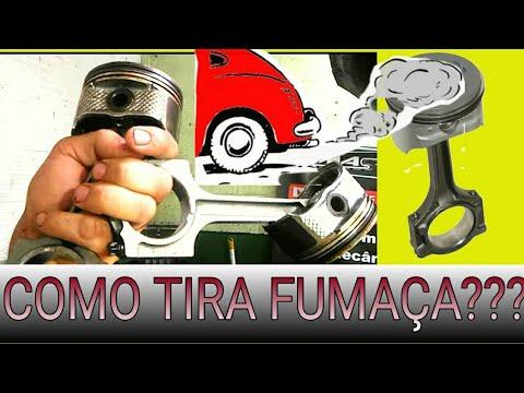 COMO TIRA FUMAÇA DO MOTOR QUE TA BAIXANDO ÓLEO DE FORMA ECONÔMICA