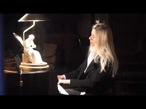 Instead of making an ad for Berlin concert tomorrow :-)   Bach Invention Valentina Lisitsa