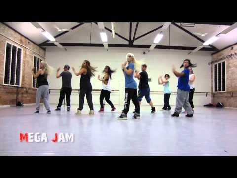 'Hot Thing' Usher choreography by Jasmine Meakin (Mega Jam)