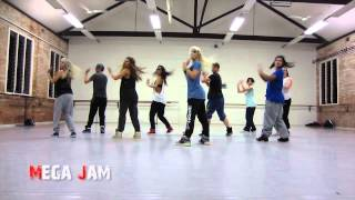 'Hot Thing' Usher choreography by Jasmine Meakin (Mega Jam)