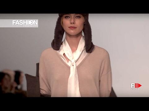 BUSNEL  Stockholm Fashion Week Fall Winter 2017-18 - Fashion Channel