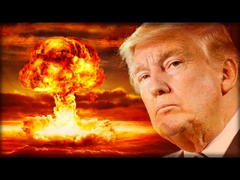SUPERBOOM! TRUMP JUST SENT A MESSAGE FROM A NEVADA TEST RANGE THAT THE US IS READY TO GO!!!