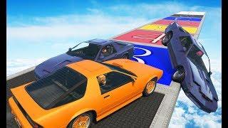 【DE JuN】GTA5 - 精準降落!大家來陰的!