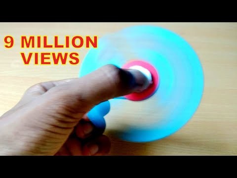 Thumbnail: How To Make Fidget Spinner at Home Without Bearings