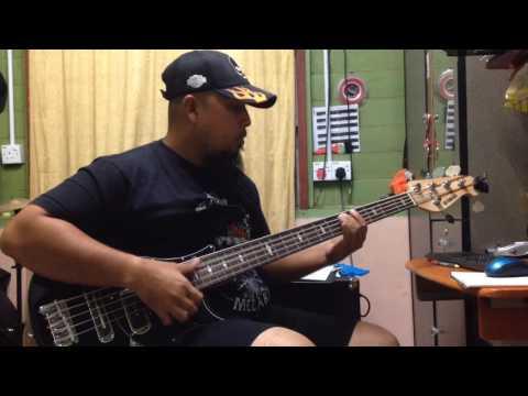 Sheila Majid - Sinaran Bass Cover