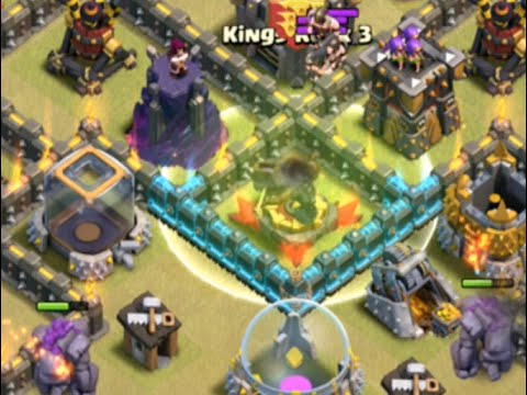 Clash of Clans - Perfecting Your Jump Spell and Vaulting to Victory!