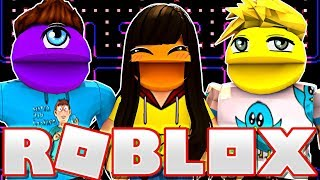 TACO CREW CHOMPING FRIENDS - Roblox Pac-Blox with Gamer Chad &MicroGuardian