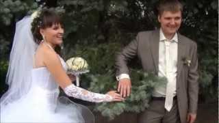 Наша свадьба в крации!
