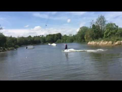 Will wakeboarding