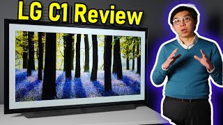 LG C1 OLED Review: The Sleeper TV to Buy in 2021?