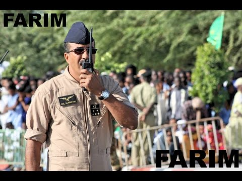 Mauritanian Army - Armée Mauritanienne - الجيش الموريتاني