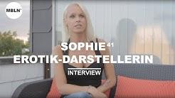 INTERVIEW - SOPHIE 41, EROTIK-DARSTELLERIN