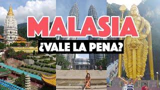 ¿Vale la pena visitar Malasia?
