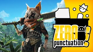 Biomutant (Zero Punctuation) (Video Game Video Review)