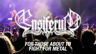 """Ensiferum """"For Those About To Fight For Metal"""" (OFFICIAL VIDEO)"""