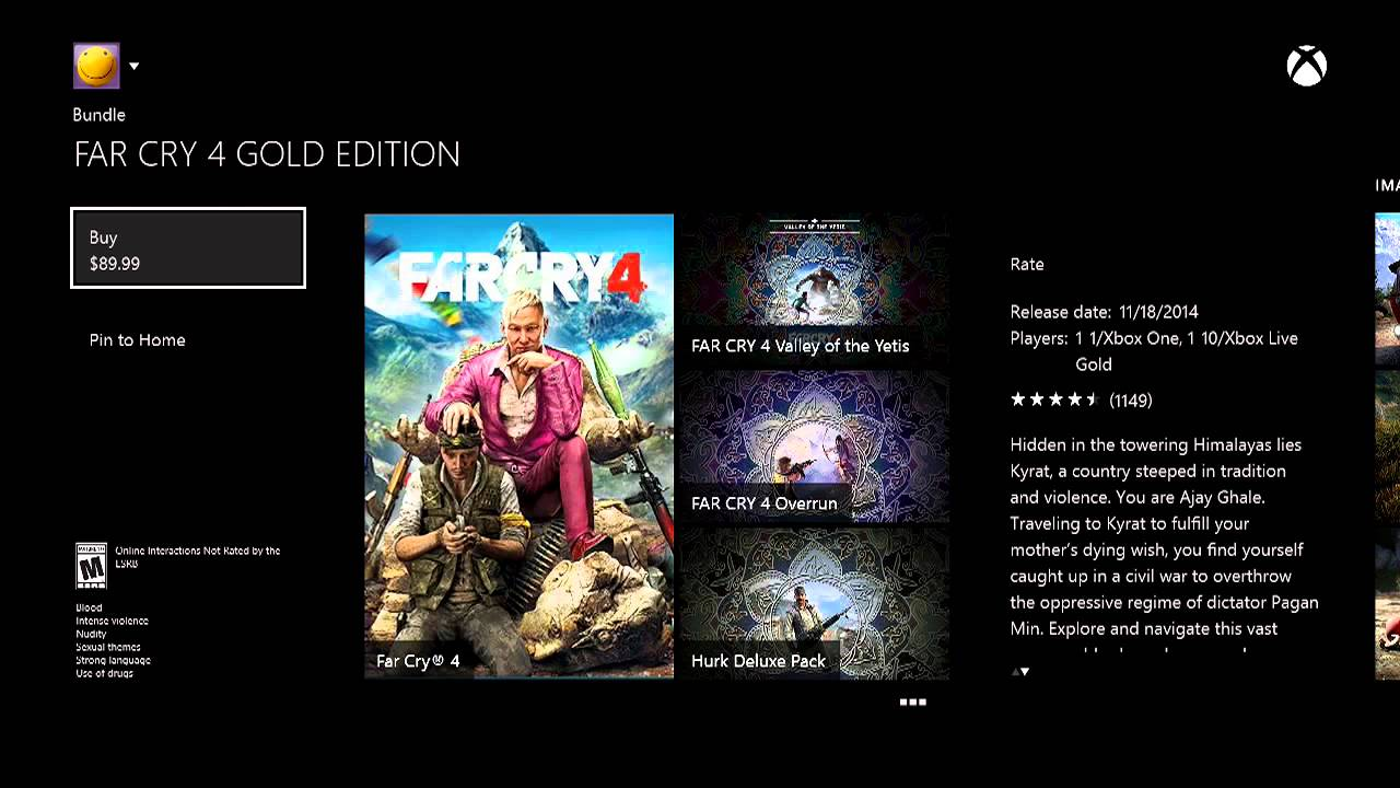 How To Download And Activate Far Cry 4 Dlc Valley Of The Yetis Youtube