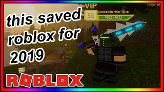 dungeon quest HONESTLY saved ROBLOX for 2019