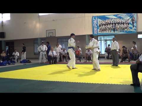 Grand Prix Bonaerense - 3° Fecha - UBA Vs Budokan - Mariano Paulin