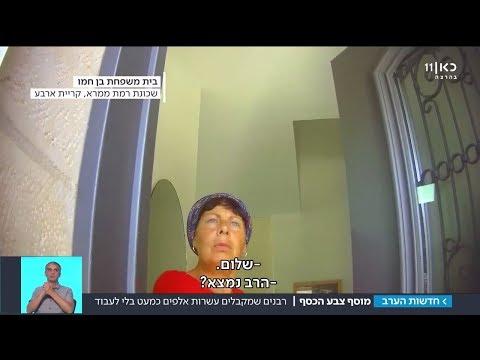 תחקיר של עקיבא ווייס: רבנים מקבלים עשרות אלפים כמעט בלי לעבוד | מתוך חדשות הערב 1.11.17