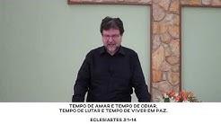Culto - 17 de Maio - Paróquia São Marcos IECLB Joinville