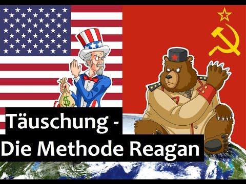 Täuschung - Die Methode Reagan // Arte Doku 2015