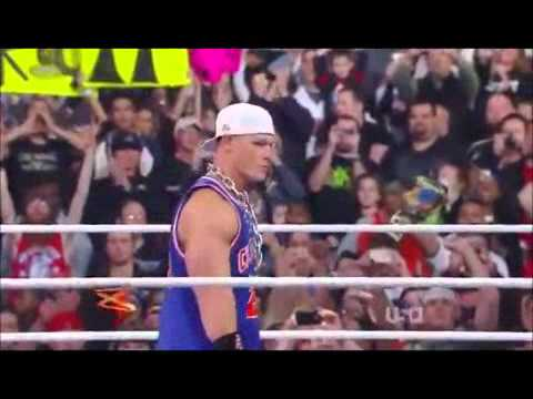 "WWE Raw 3/12/12 John Cena Rap - ""The Doctor of Thuganomics"" is Back [Word Life]"