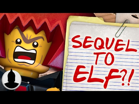 Is The LEGO Movie a Sequel to ELF?!? - The LEGO Movie Cartoon Conspiracy for LEGO Week! (Ep. 139)