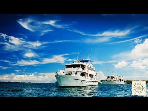 Fragata First Class Yacht Galapagos Cruise Ecuador